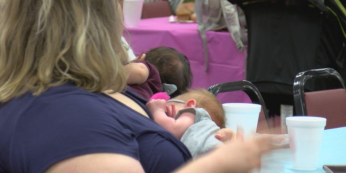 WF Breastfeeding celebration spreads awareness