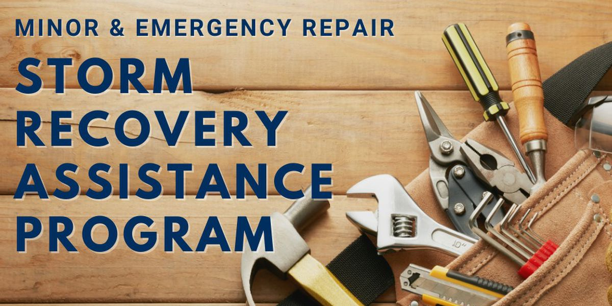 Qualifying WF residents can make minor repairs with assistance program