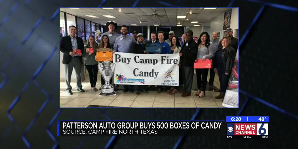 Patterson Auto makes big candy buy
