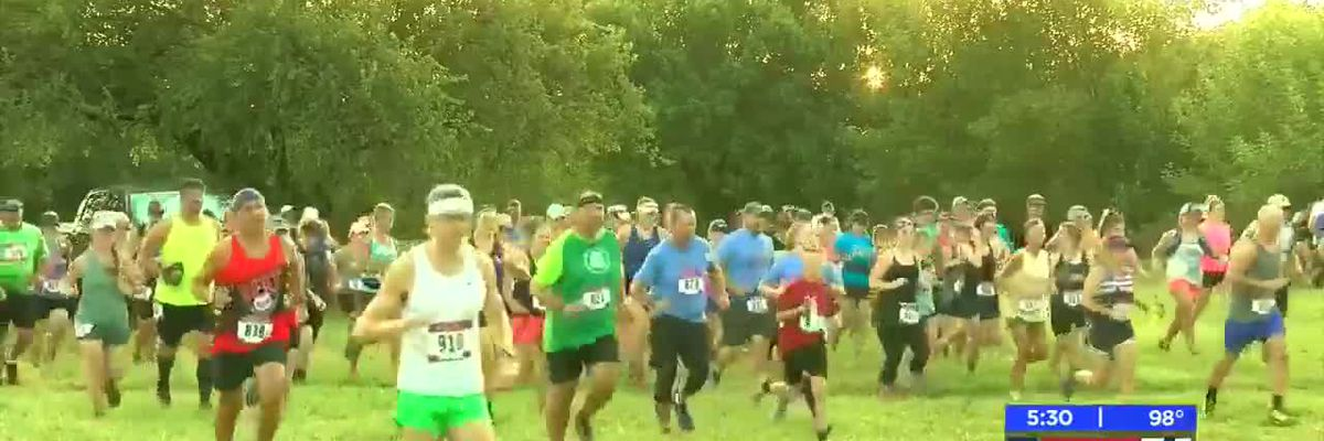 Wee-Chi-Tah Trail race finish off Hotter N' Hell weekend