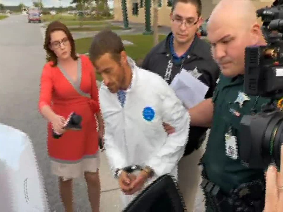 'I'm a prophet, not a serial killer': Florida murder suspect says God told him to do it
