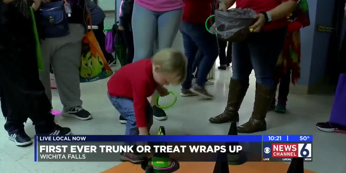 Church hosts first Trunk-or-Treat event on Wednesday evening