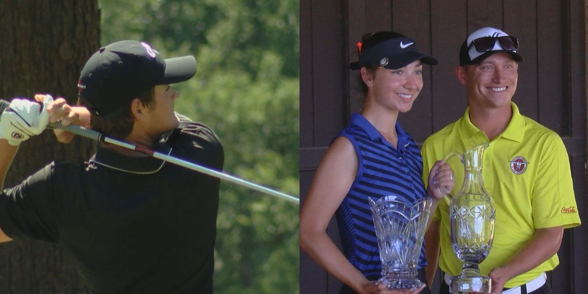 Brevick, Escobedo win T-O Jr. Golf titles