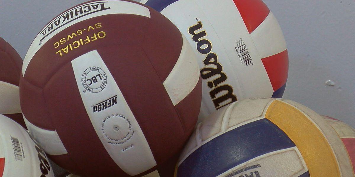 Regional Quarters: Volleyball scores