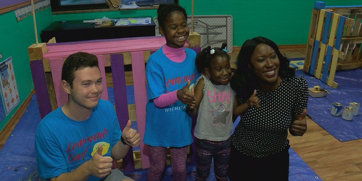 Young Entrepreneurs prep for Lemonade Day at East Branch YMCA