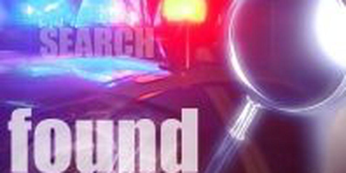 Missing MO teen found in Wichita Falls
