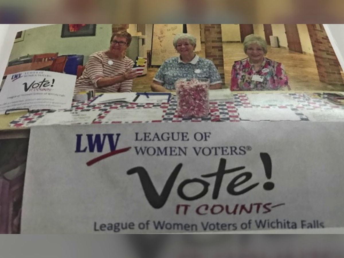 WF organizations prepare for National Voter Registration Day