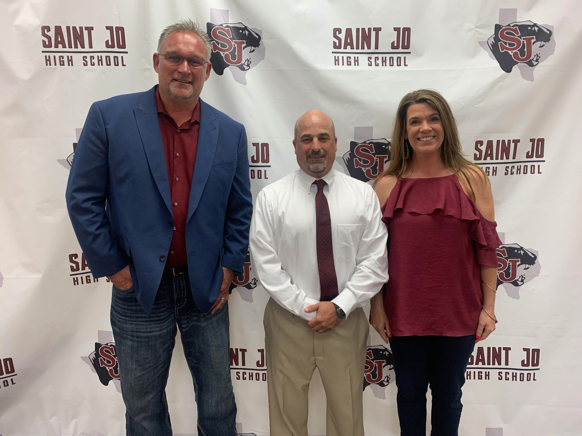 Saint Jo hires Mark Stevens as Head football, baseball coach/AD