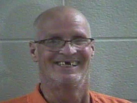 Kentucky man waved knife at neighbors, set up booby trap on front porch, deputies say