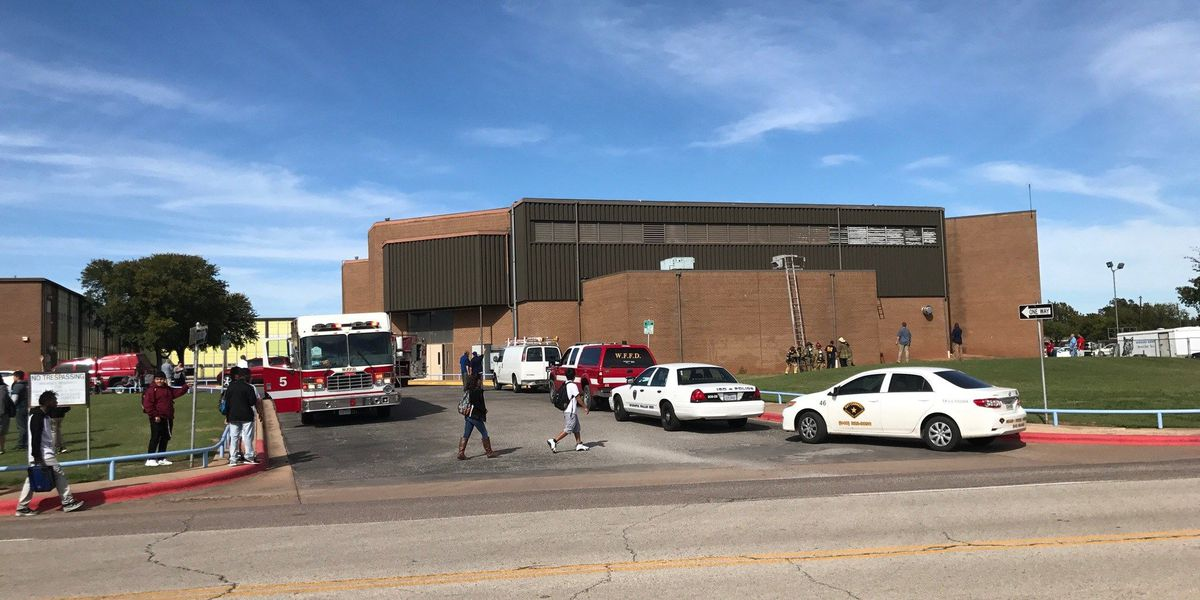 Fire scare forces evacuation at Hirschi HS
