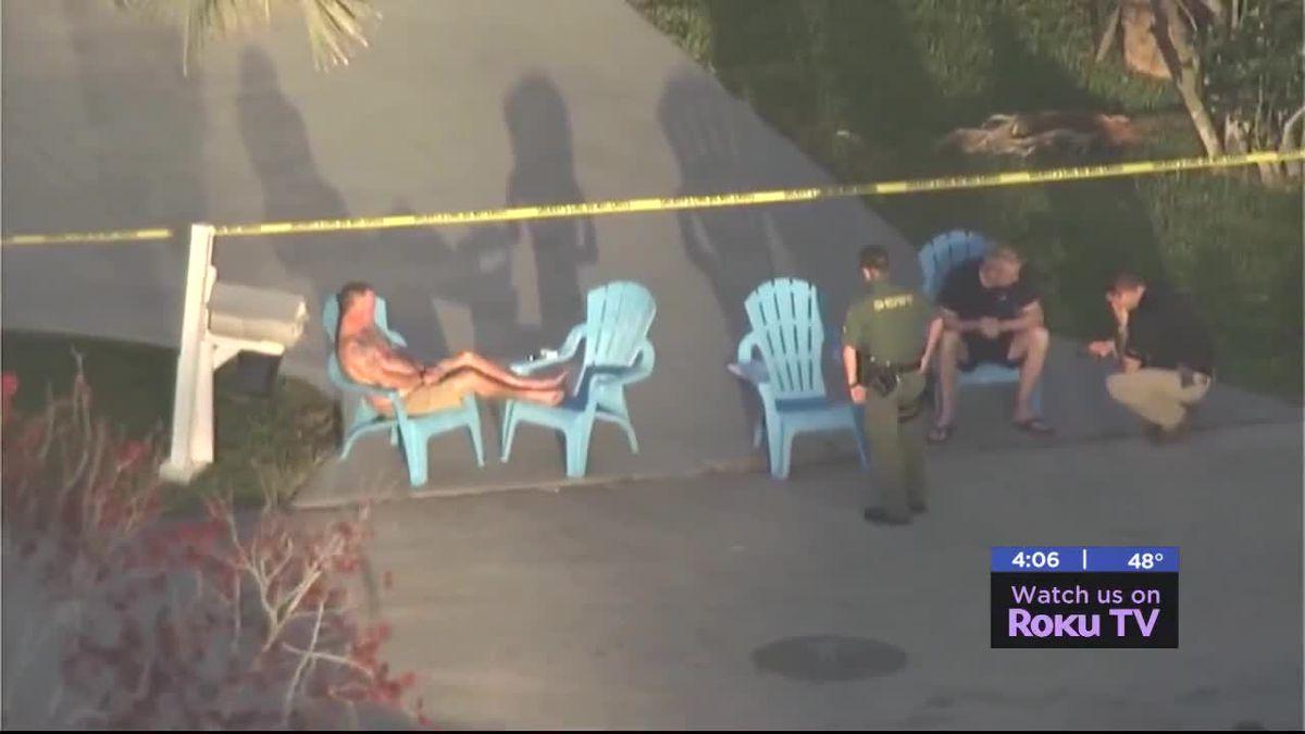Former Lawton resident, current Florida mayor arrested after shooting at SWAT team serving warrant