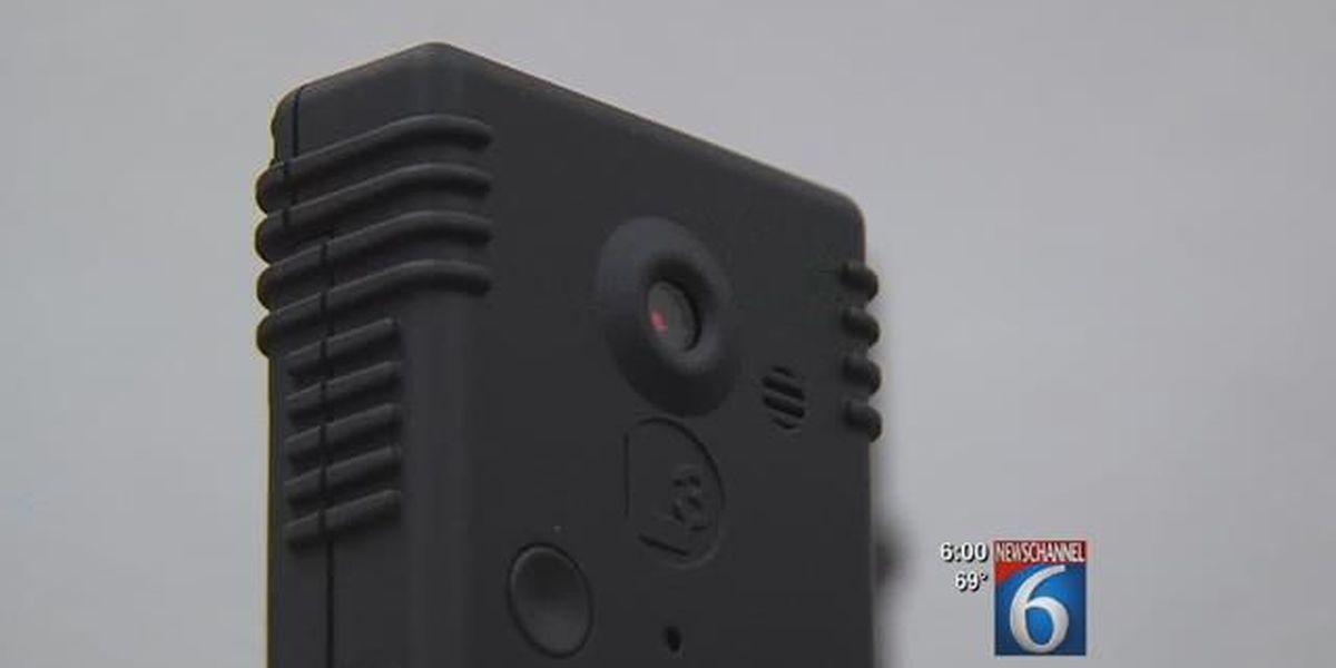 New Body Cameras For WFPD