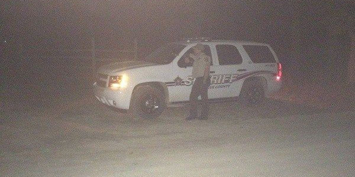 BREAKING NEWS UPDATE: Confrontation in Wise County