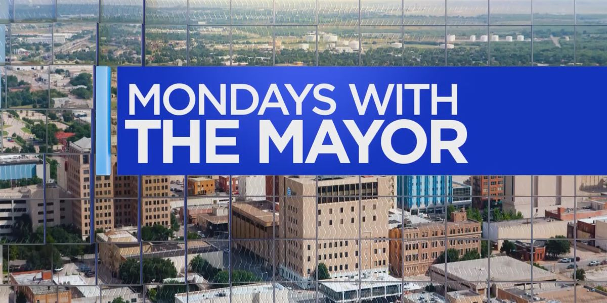 Mondays with the Mayor: August 19