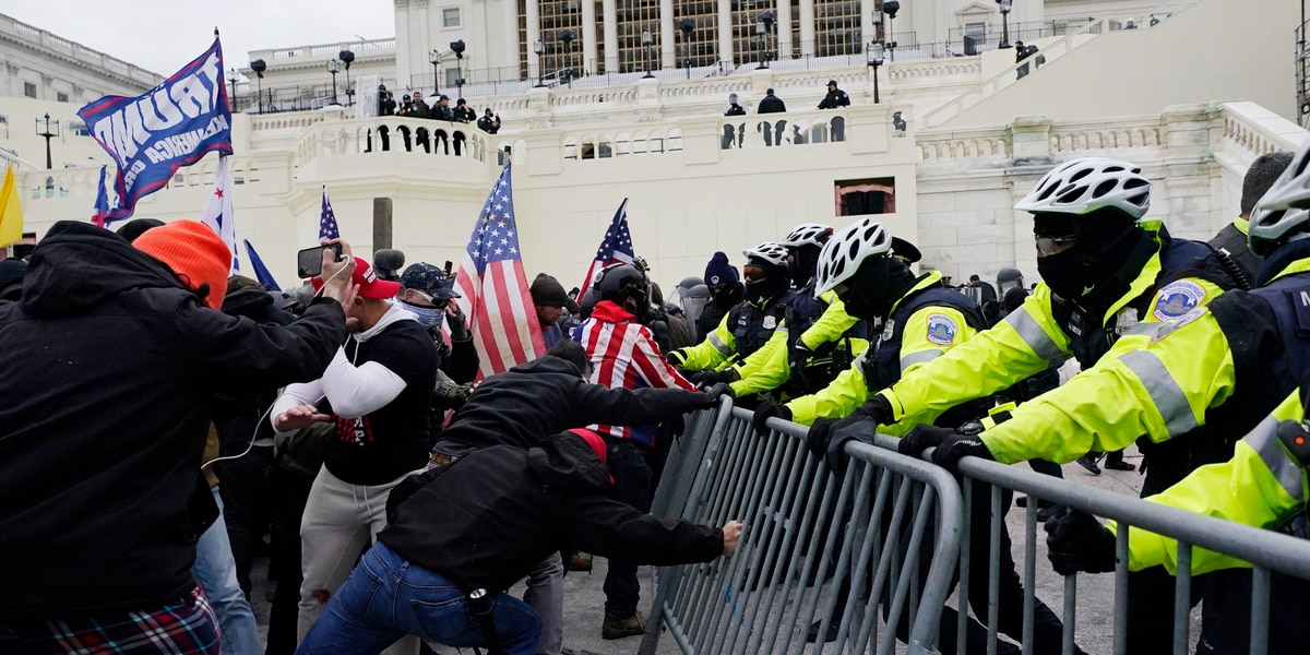 General: Pentagon hesitated on sending Guard to Capitol riot