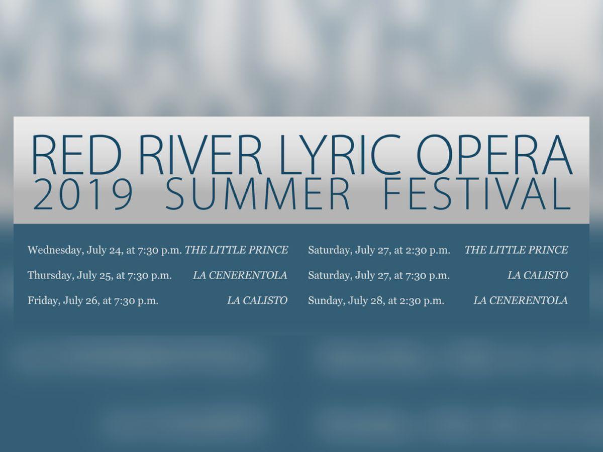 Red River Lyric Opera set to return to MSU Texas