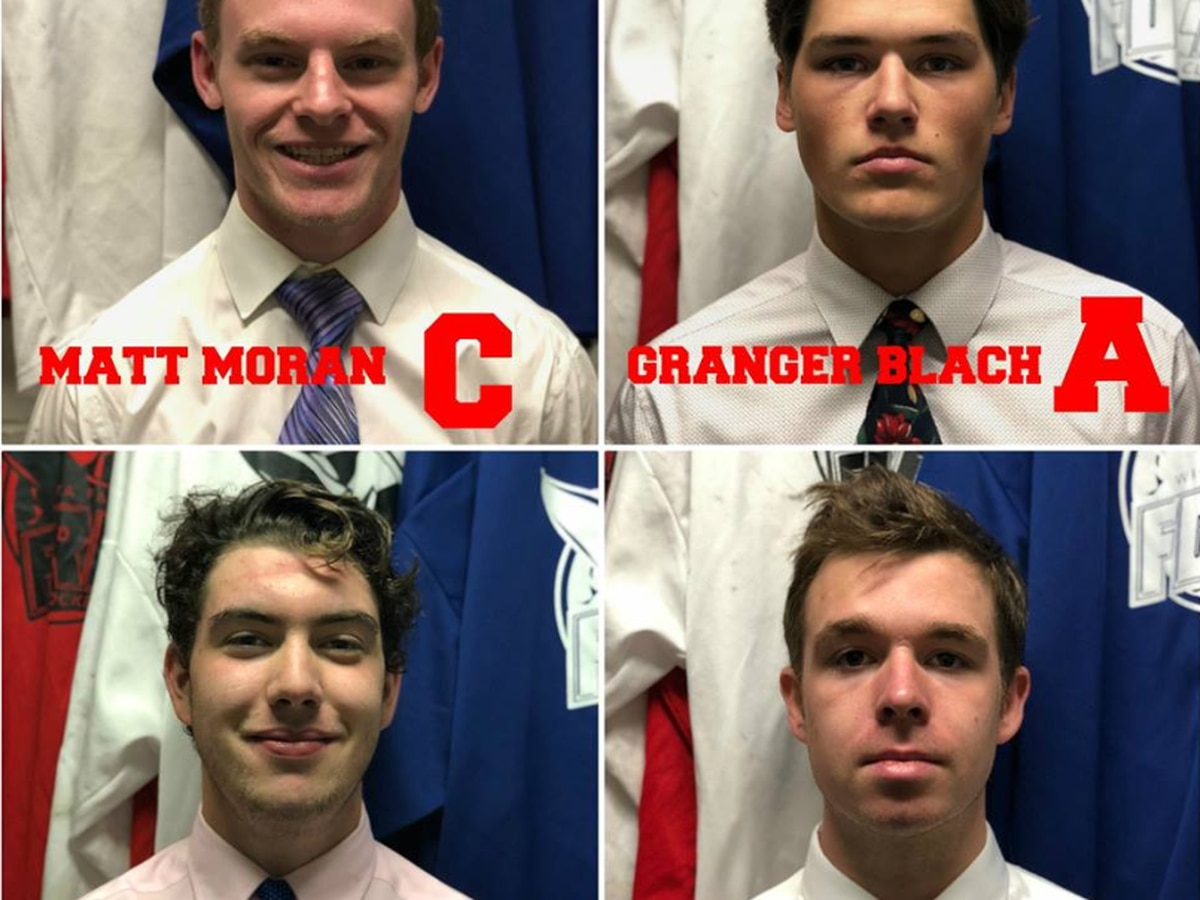 Wichita Falls Force name Moran captain, add three asst. captains