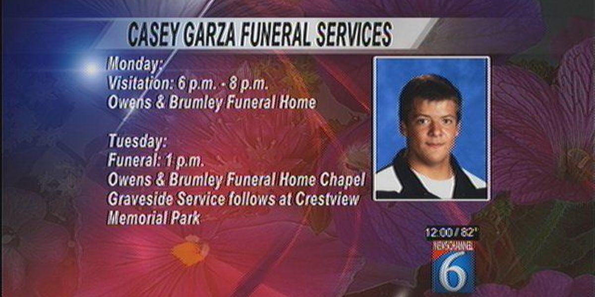 Funeral For Wichita Falls Teenager