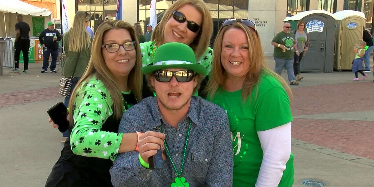 St. Patrick's Day Festival in Wichita Falls a big hit