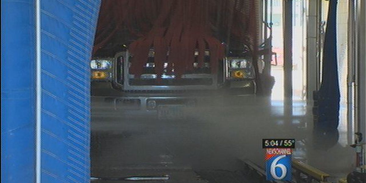 Local Car Wash Gets Affected By Drought