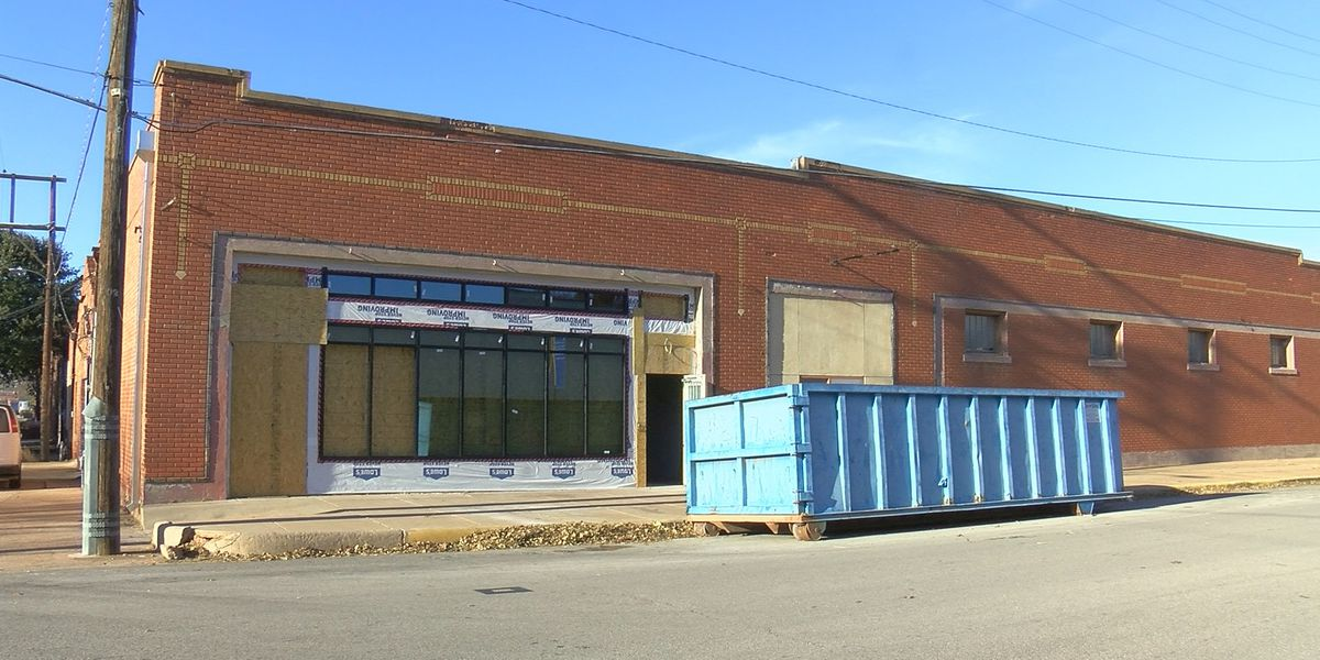 New business pours into downtown Wichita Falls