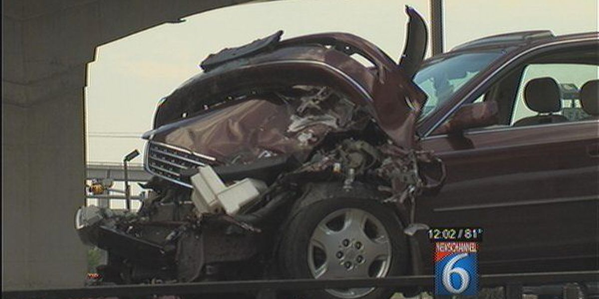 Car Accident Sends One To Hospital