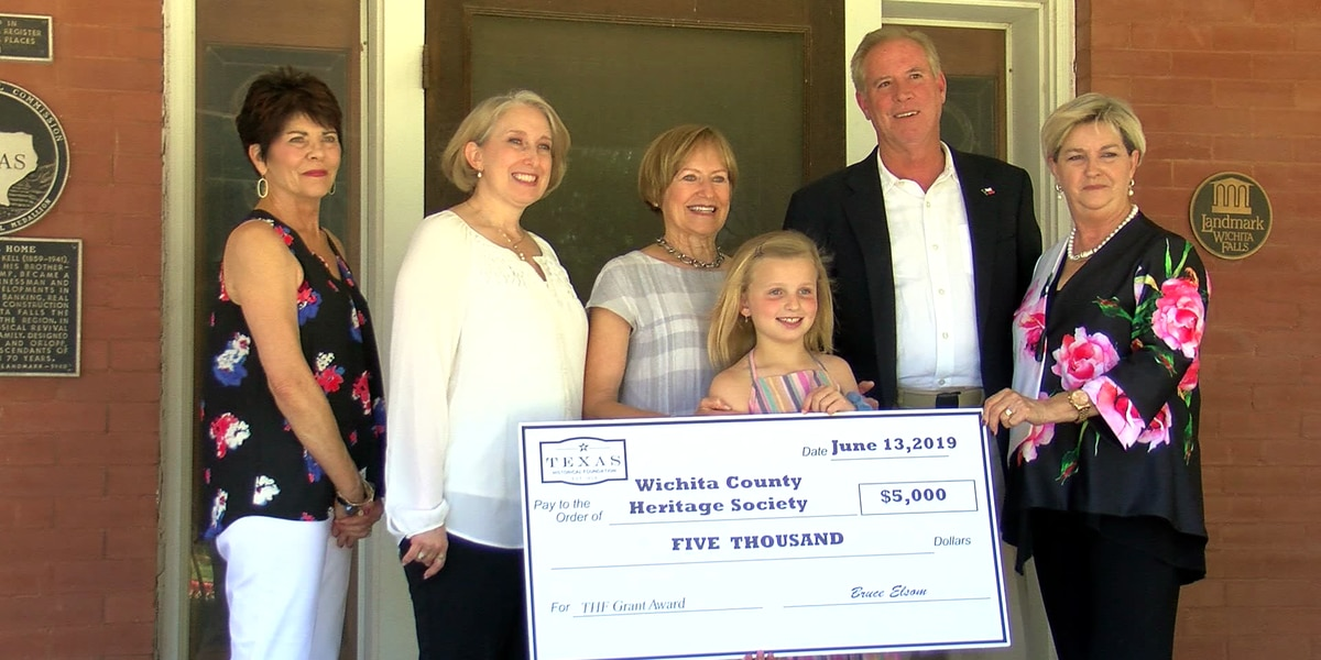 Historic Kell House receives $5,000 grant
