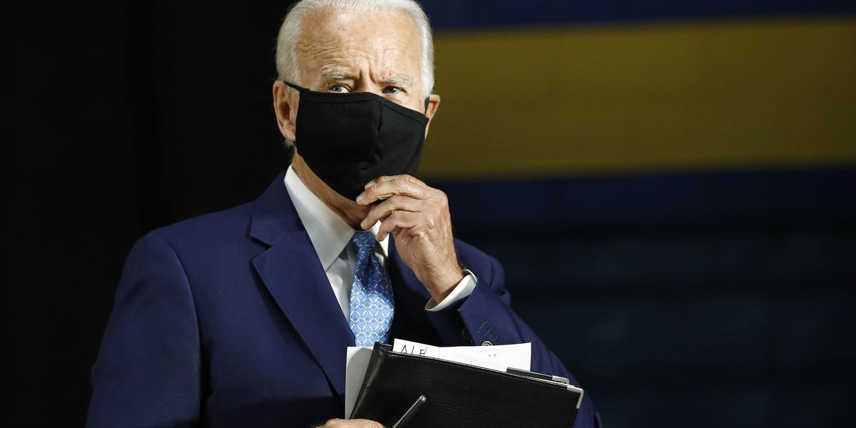 Biden wants US to produce more of its own pandemic supplies