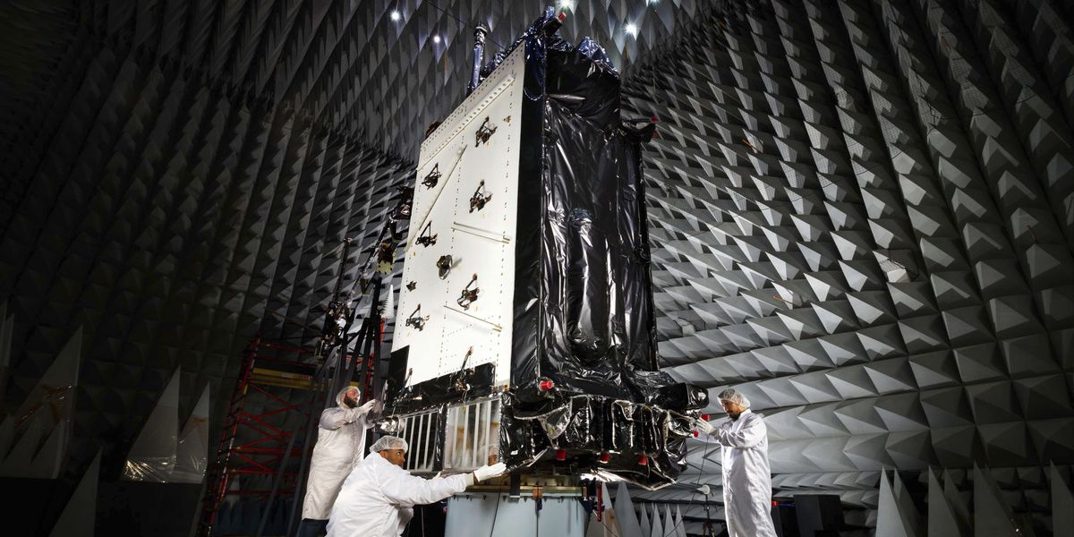 US Air Force set to launch 1st next-generation GPS satellite