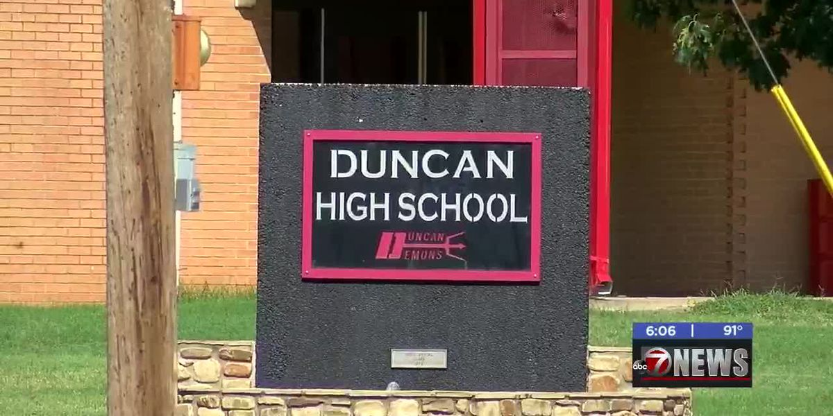 Student arrested for alleged threats against Duncan Public Schools