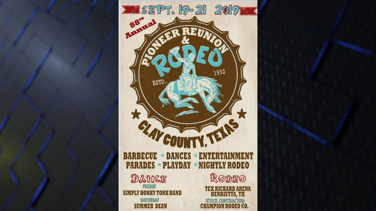 HPT Clay County: talking 88th Annual Pioneer Reunion