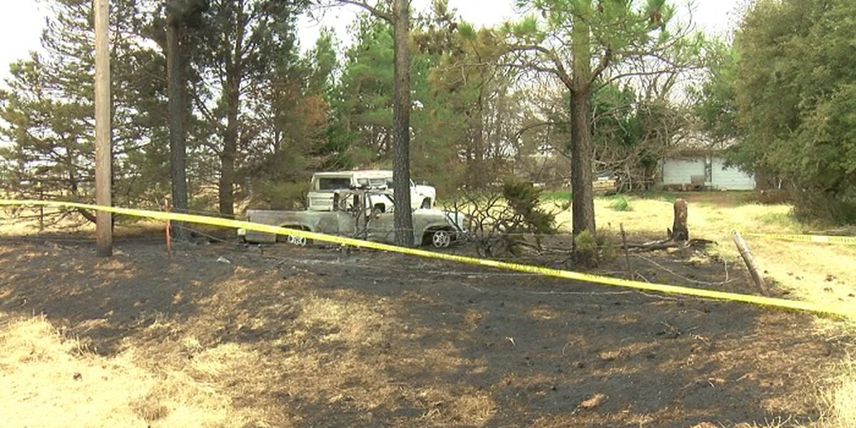 Man found in burned pickup truck in Wilbarger Co.identified