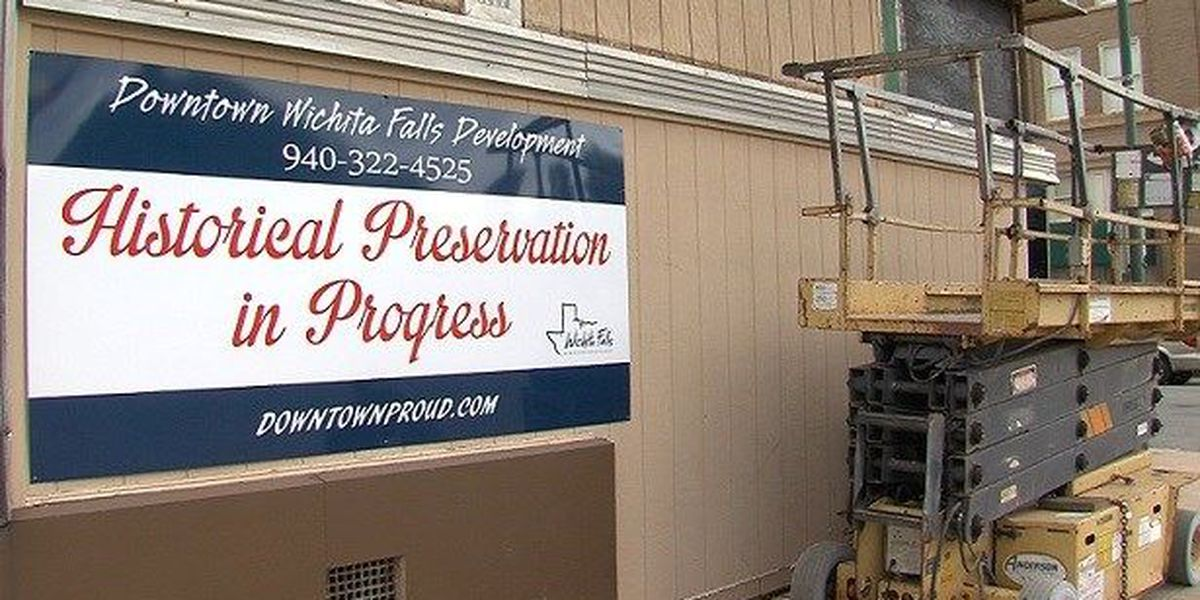 Reviving Downtown Wichita Falls Starts With Vision