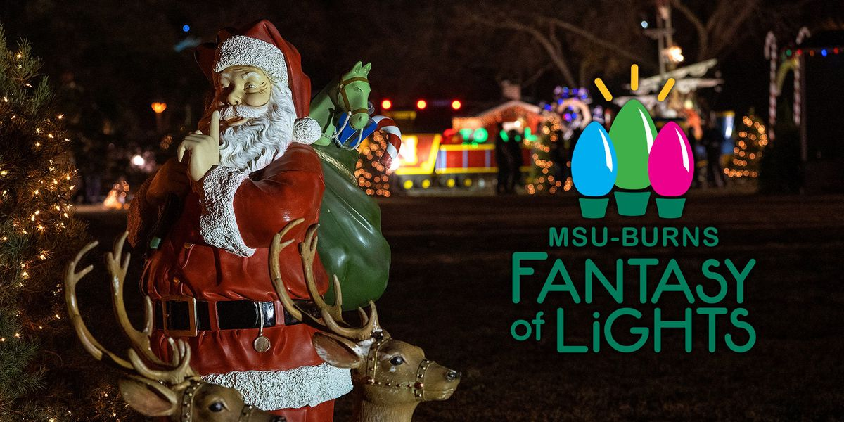 MSU-Burns Fantasy of Lights set to kick off Nov. 23