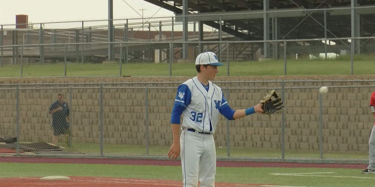 Senior Spotlight: Windthorst baseball