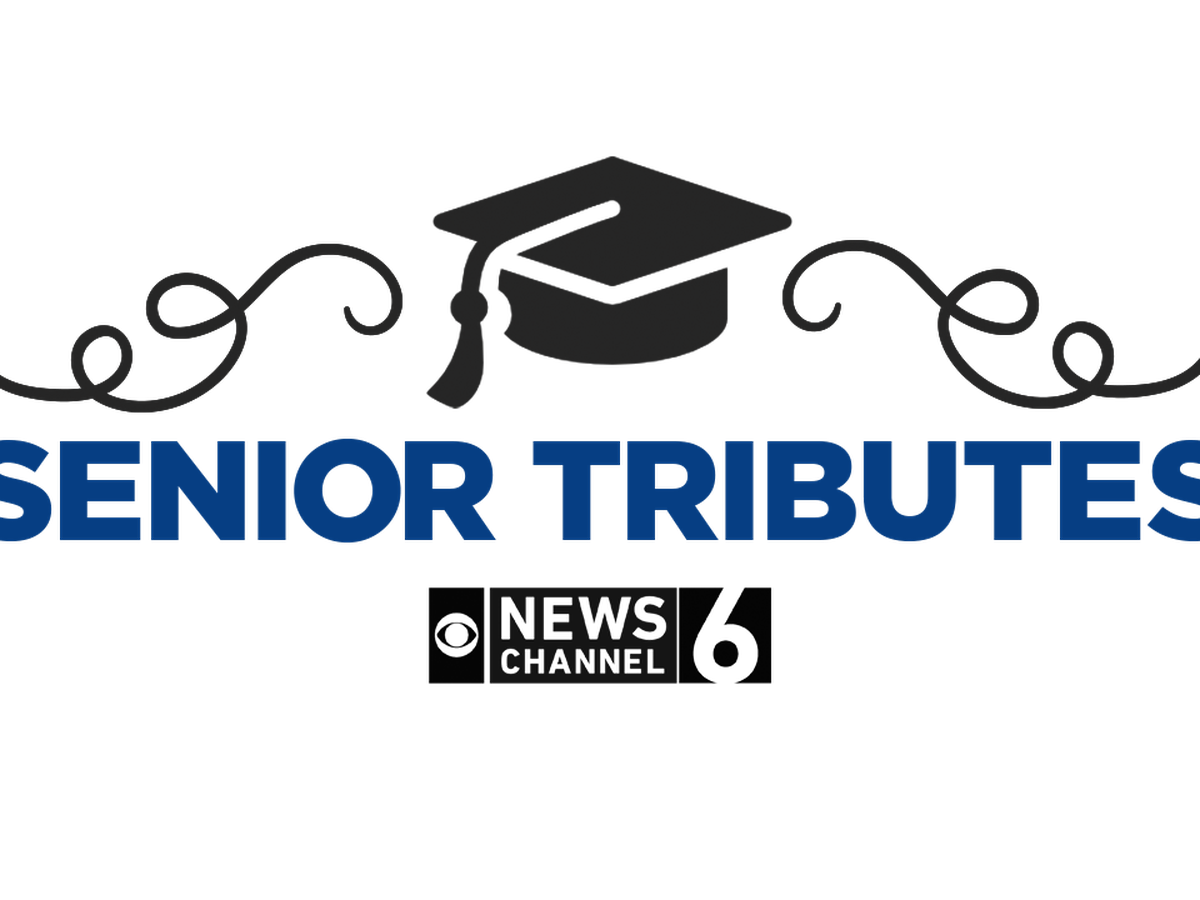 Senior Tributes - Monday, May 10, 2021