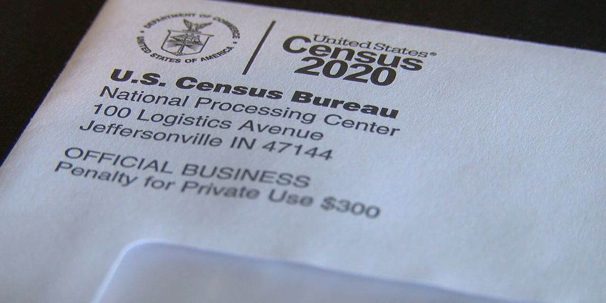 Time is running out to complete the 2020 Census
