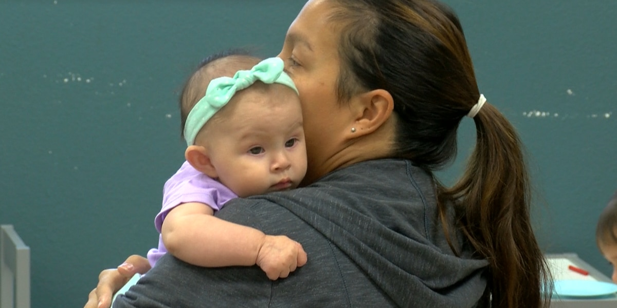 Texoma's first Baby Cafe provides safe, supportive environment for moms