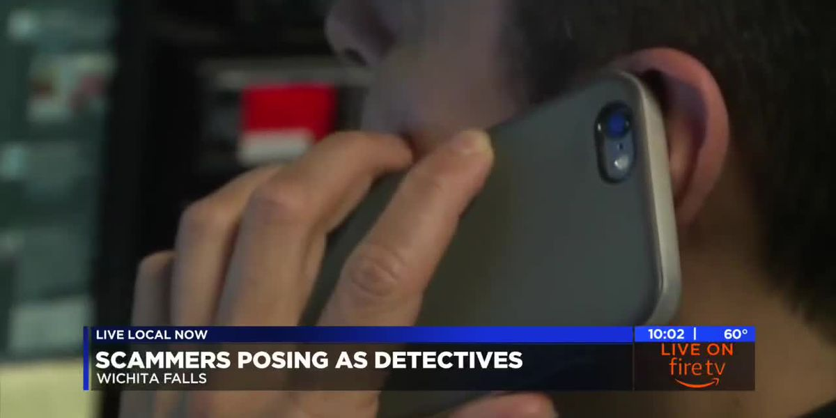 Scammers posing as WFPD detectives