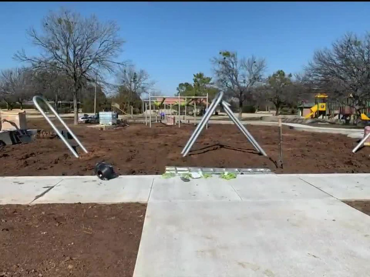 University Kiwanis Club making progress on inclusive playground
