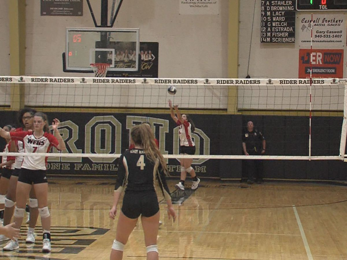 MSU Texas plays final home match, Rider sweeps series against WFHS and other scores: Oct 23