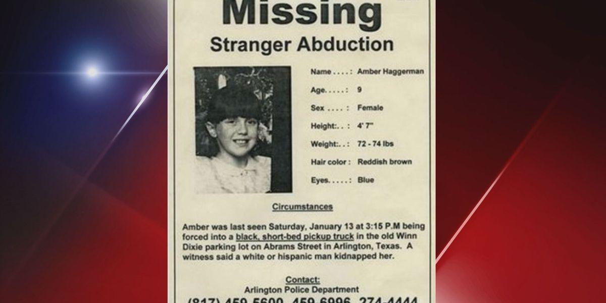 Jan  13th marks AMBER Alert Awareness Day in TX
