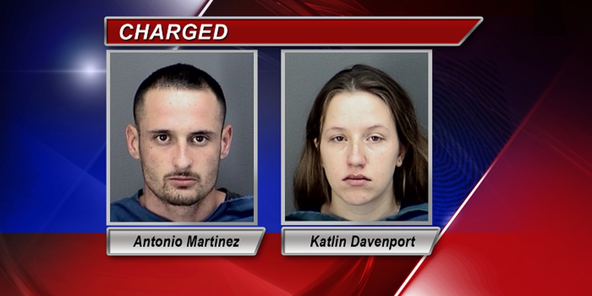 Two Arrested For Endangering A Child