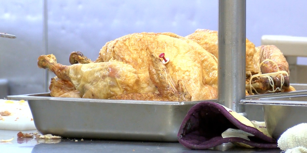 Shelters prepare to welcome those in need for Thanksgiving