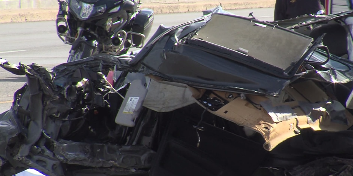 DPS sees increase in single vehicle crashes