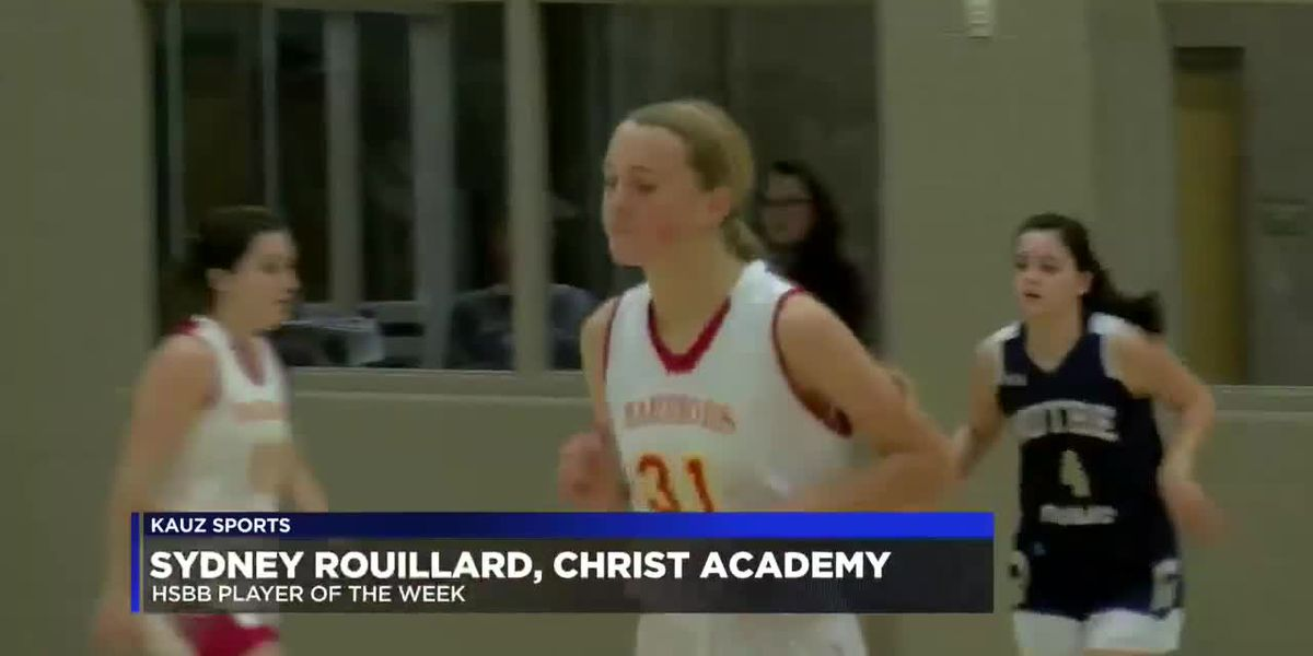 Sydney Rouillard named high school basketball Player of the Week