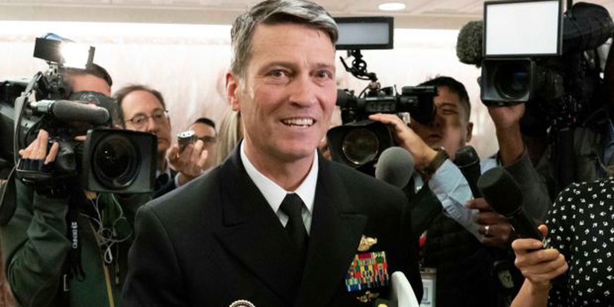 Rep. Ronny Jackson named to House Armed Services Committee