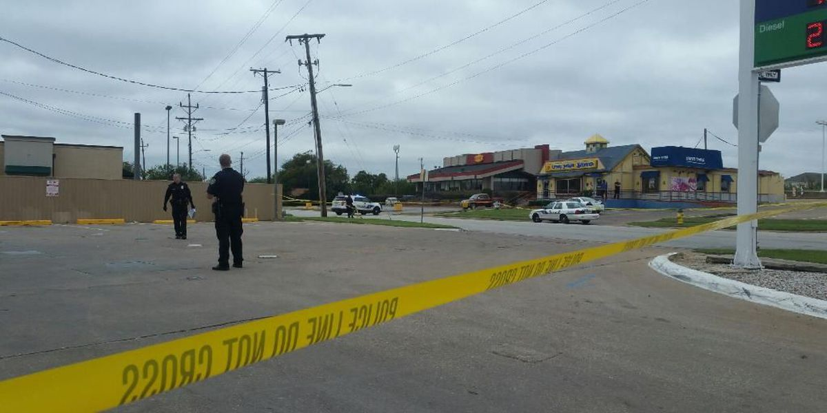 Police looking for drive by shooting suspects