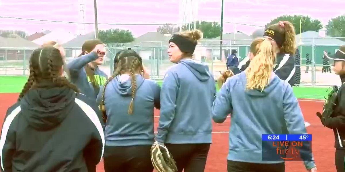 SOFTBALL: Rider vs Bowie highlights