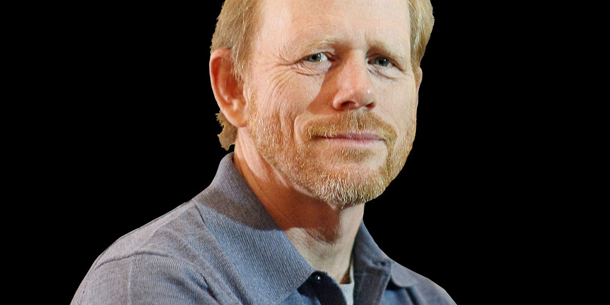 Happy Days? Director Ron Howard visits Duncan birthplace